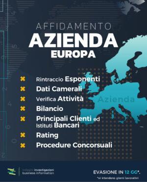 indagini patrimoniali europa